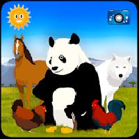 wildlife and farm animal for kid gameskip