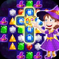 witch magic puzzle gameskip