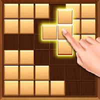 wood block - classic block puzzle game gameskip
