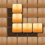 wooden 100 block puzzle gameskip