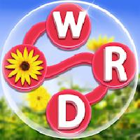 word garden cross--word connect game gameskip
