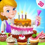 yummy cake maker 3d gameskip