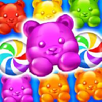 yummy candy bear friends gameskip