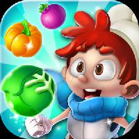 yummy heroes: sweet farm mania gameskip