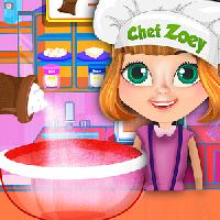 zoey's cooking class