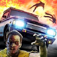 zombie road escape- smash all the zombies on road gameskip