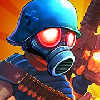 zombie shooter frontier battle gameskip