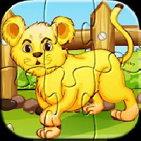 zoo animal puzzles for kids gameskip