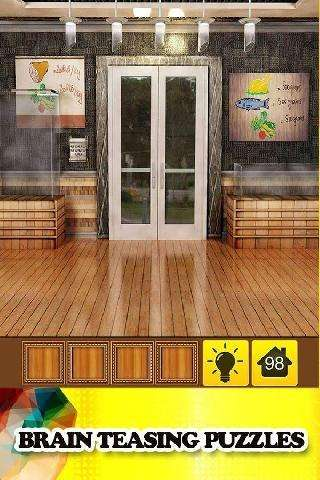 100 doors brain teasers 2