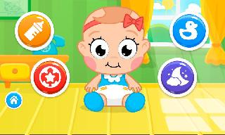 baby care : baby games