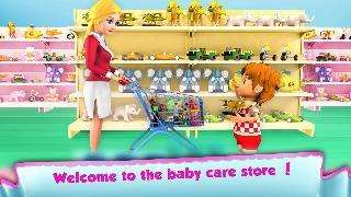 baby supermarket manager
