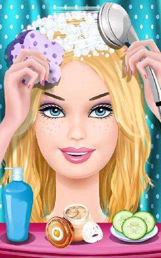 beauty hair salon: fashion spa