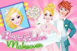 bridal salon makeover