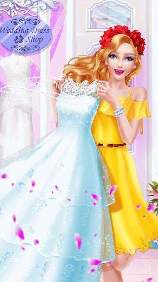 bridal wedding dress shop spa