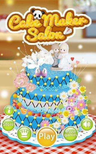 cake maker salon