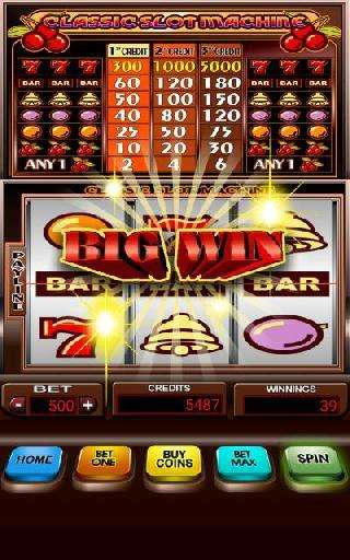 classic slot machine free