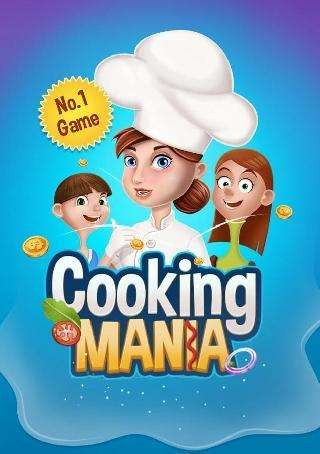 cooking happy mania