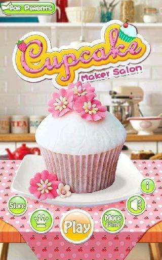 cupcake maker salon