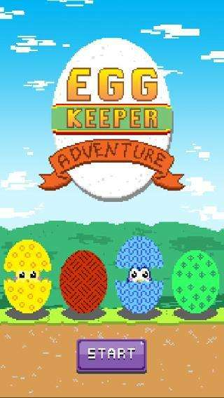 egg keeper adventure