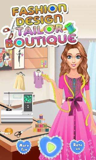 fashion design tailor boutique