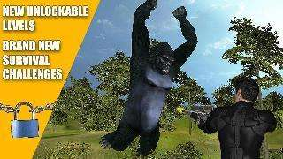gorilla animal hunting free