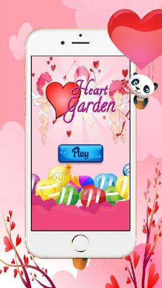 heart garden match 3 free game