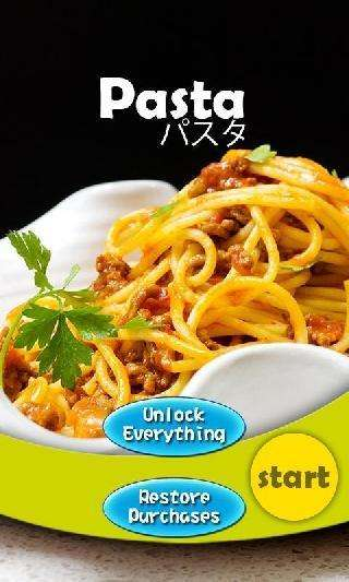make pasta - cooking games