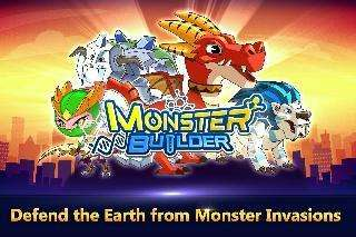 monster builder: craft, defend