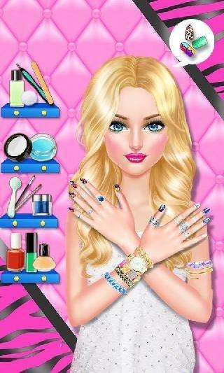 nail art - nails beauty salon