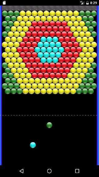 nr shooter: bubble shooting