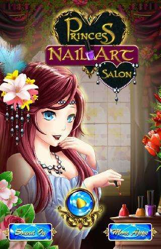 princess nail art salon