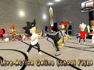 school of chaos online mmorpg
