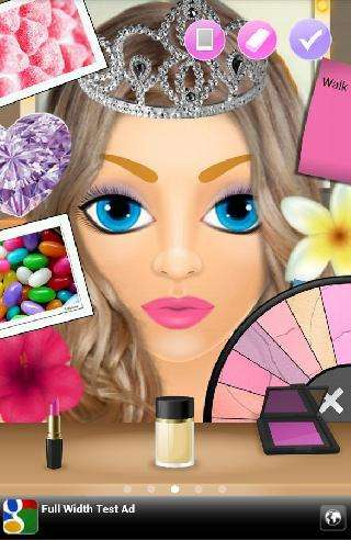 super star girl makeover