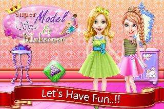 supermodel spa and makeover