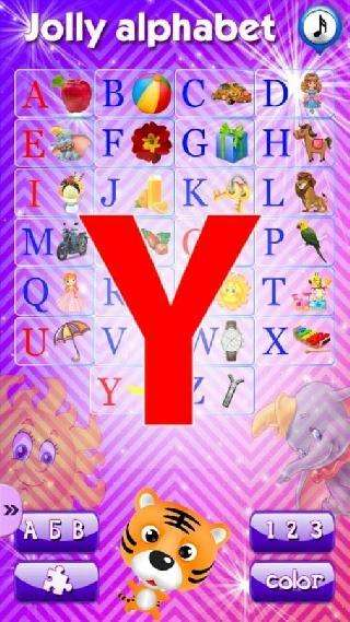 the abc alphabet for kids