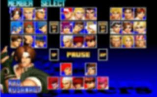 the king of the fighters 1997