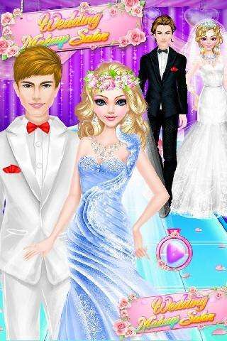 wedding makeup salon for elsa