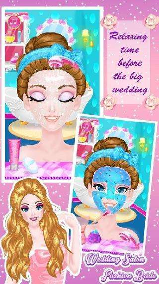 wedding salon fashion bride