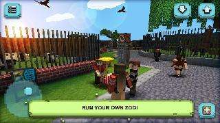 zoo craft: my wonder animals
