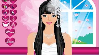 bridal glam make up game