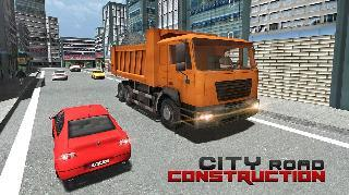 city builder road construction