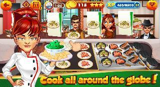 cooking games fever best chef