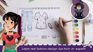 creativas fashion design game