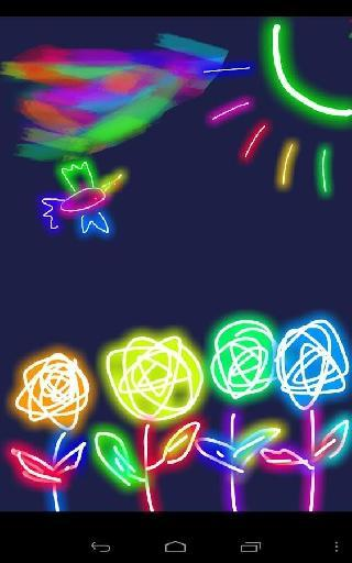 kids doodle: color and draw