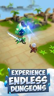 knights and dungeons: epic action rpg