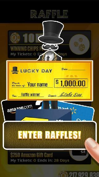 lucky day - win real money
