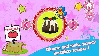 lunch box maker - chef cooking