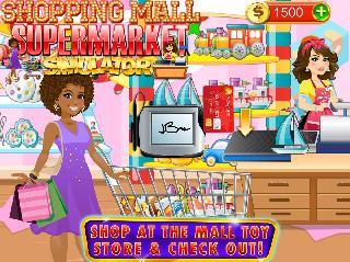 mall and supermarket simulator