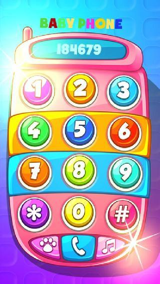my baby phone games for kids