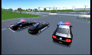 police academy driving school